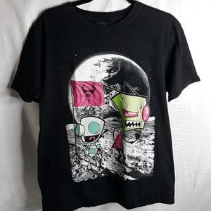 Nickelodeon Invader Zim t-shirt